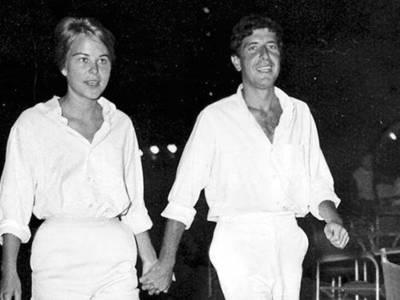 Το ντοκιμαντέρ «Marianne & Leonard Λ...
