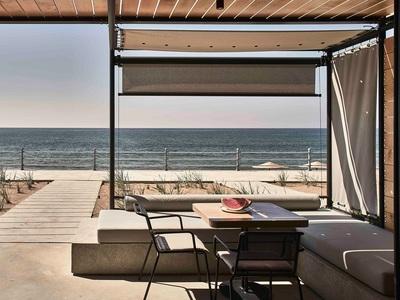 Dexamenes Hotel Κουρούτας: Το «πρόσεξε» και η γαλλική Vogue