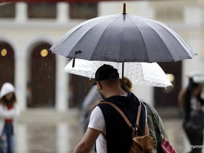 Βγάλτε ομπρέλες τον Δεκαπενταύγουστο - Πού θα εκδηλωθούν έντονα φαινόμενα