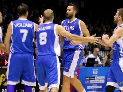 """Με Σερβία η Ελλάδα στους """"16"""""""