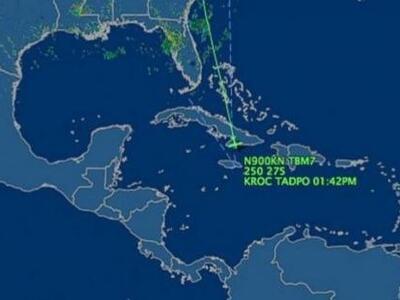 Συνετρίβη το αεροσκάφος που δεν ανταποκρ...