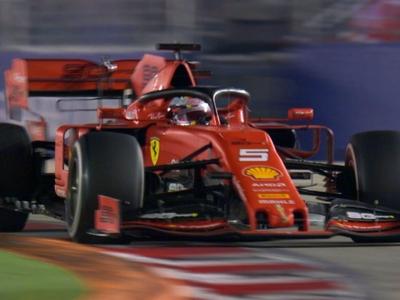Φόρμουλα 1: Κυριαρχία Ferrari και 1-2 στη Σιγκαπούρη