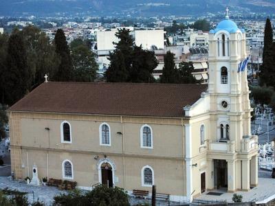 Πάτρα: Πανηγυρίζει ο ναός της Αλεξιώτισσας