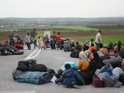 Χιλιάδες πρόσφυγες στα σύνορα - Έκλεισε το τελωνείο στον Έβρο- ΒΙΝΤΕΟ