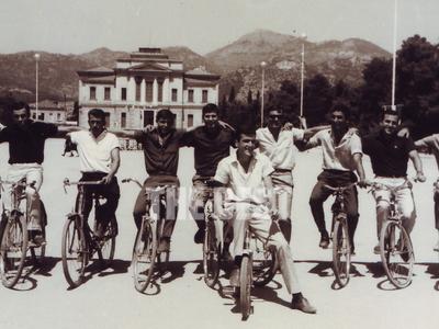 Τα πρώτα χρόνια της Ολυμπιάδας