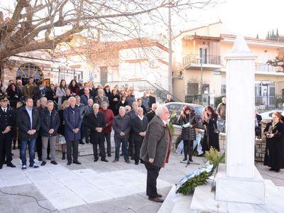 Πάτρα: Εκδήλωση μνήμης για τους εκτελεσθ...