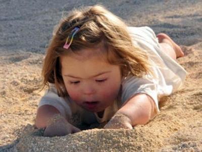 Η νικηφόρα μάχη μιας πεντάχρονης με σύνδρομο Down