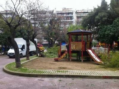 Πάτρα: Επιτέλους η πλατεία Όλγας βρέθηκε στο ενδιαφέρον του Δήμου