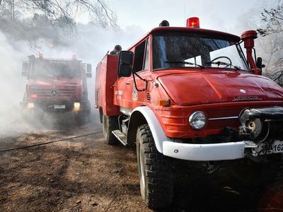 Δυο φωτιές σε Βάρδα και Σελιανίτικα κινητοποίησαν την Πυροσβεστική- ΦΩΤΟ