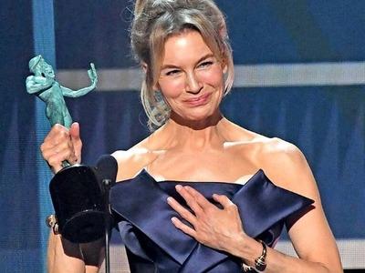 Η Ρενέ Ζελβέγκερ αφιερώνει το βραβείο το...