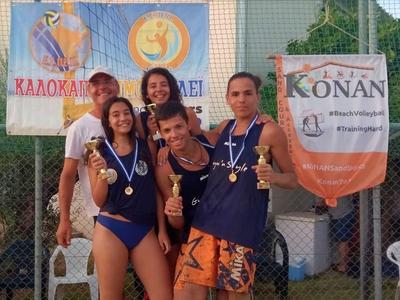 Πλούσιο θέαμα στο Beach Summer Cup στα Δεμένικα - ΦΩΤΟ