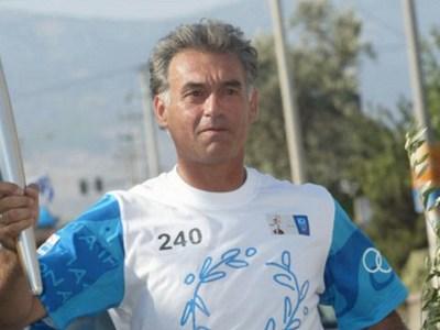 Σε κρίσιμη κατάσταση στην εντατική μετά από τροχαίο ο Ολυμπιονίκης Τάσος Μπουντούρης