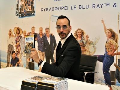 Ξεσήκωσε ο Πάνος Μουζουράκης στο event γ...