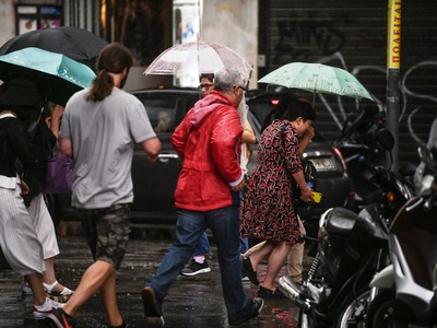 Καιρός: Έντονα φαινόμενα στη Δυτική Ελλάδα τις επόμενες ώρες