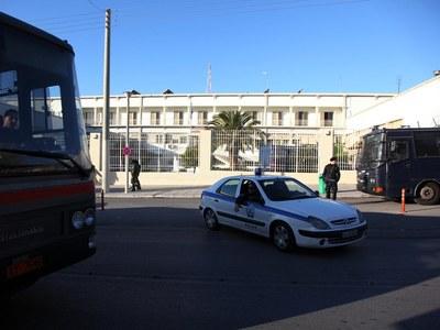 Ένταση και συμπλοκές στις φυλακές Κορυδαλλού