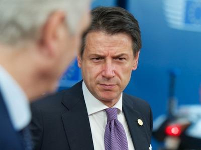 Ιταλία: Πήρε ψήφο εμπιστοσύνης η νέα κυβέρνηση του πρωθυπουργού Κόντε