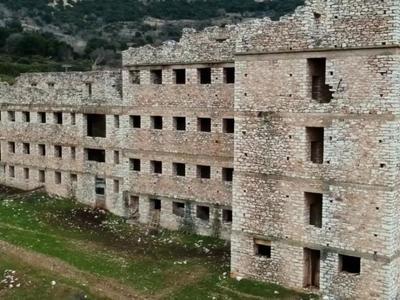 Σανατόριο Ζάστοβας: Μια μεγάλη ιδέα στα ορεινά της Πάτρας που έμεινε μισή, σήμερα είναι στέγη… αιγοπροβάτων- ΒΙΝΤΕΟ