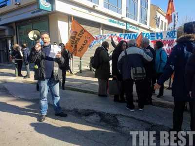 Διαμαρτυρία για το χαμό των συναδέλφων από τους καθηγητές της Πάτρας- ΦΩΤΟ
