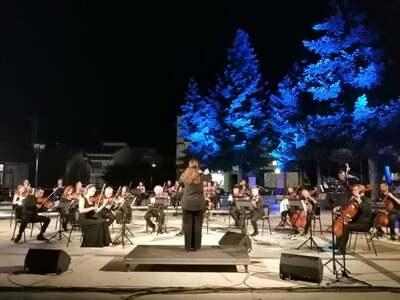 Συναυλία της Συμφωνικής Ορχήστρας του ΕΑ...