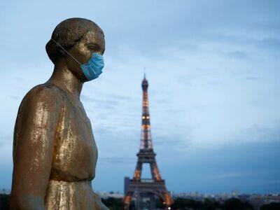 Γαλλία-Covid: Η παραλλαγή Δέλτα σε μεγάλ...
