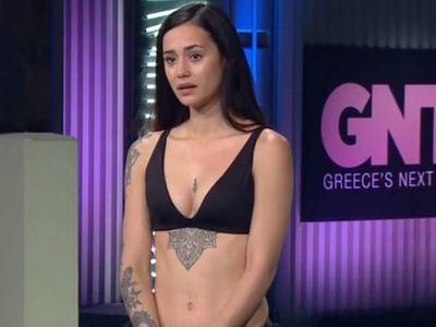 Τα τατουάζ που δίχασαν τους κριτές του GNTM! Έξαλλη η Καγιά