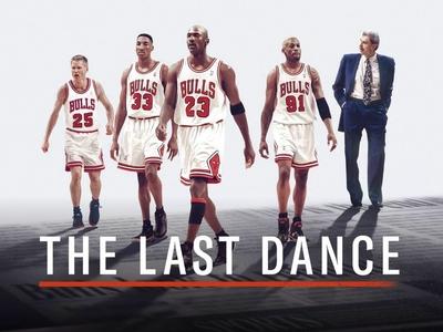 Βραβείο στα φετινά Emmy το «Last Dance»