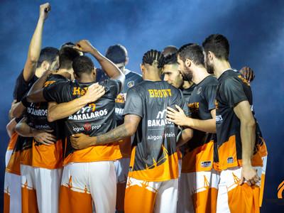 Ο Προμηθέας θα αγωνιστεί στο 7DAYS EuroCup