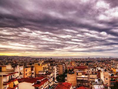 27.000 κεραυνοί, ρεκόρ βροχής και… 38 βαθμοί στην Κρήτη
