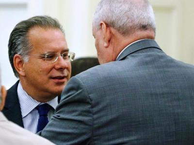 Επεισοδιακή η πρώτη συνεδρίαση του Εθνικού Συμβουλίου Εξωτερικής Πολιτικής - Αποχώρησε ο Γ. Κουμουτσάκος