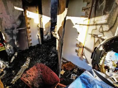 Τραγικός θάνατος για δυο αδέρφια που κάηκαν ζωντανά -ΦΩΤΟ