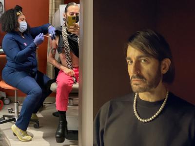 «I've been pfizer'd»: Ο Marc Jacobs εμβο...