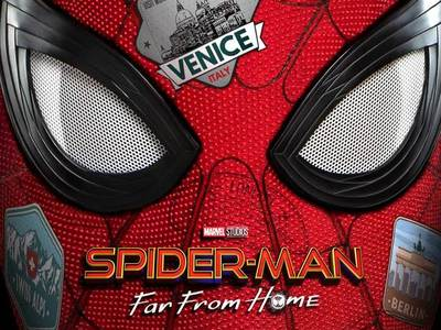 Αρχές Ιουλίου καταφθάνει η νέα περιπέτεια του Spider-Man με τον Τομ Χόλαντ