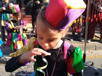 Από τις 14 Ιανουαρίου έως τις 7 Φεβρουαρίου οι αιτήσεις για το Καρναβάλι των Μικρών