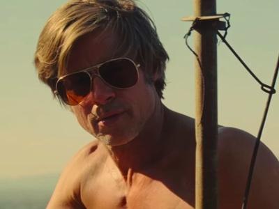 Ταραντίνο: Ο Μπραντ Πιτ γυμνός στην ταρά...