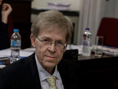 Παραιτήθηκε ο υφυπουργός Δικαιοσύνης Δημ...