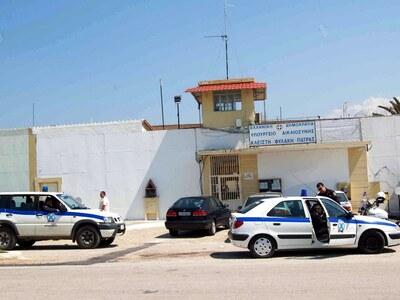 Απόπειρα απόδρασης από τις φυλακές στην Πάτρα