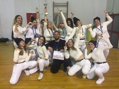 Μεγάλη επιτυχία της σχολής χορού The Dan...