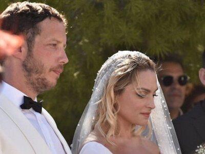 Όλα όσα συνέβησαν στον γάμο της Ελεωνόρα...