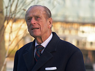 O 97χρονος πρίγκιπας Φίλιππος δεν θα ξαν...