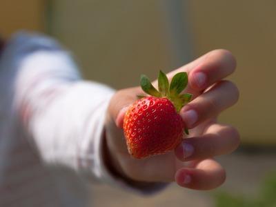Παιδιά στην Ελλάδα δουλεύουν για ένα φρούτο...