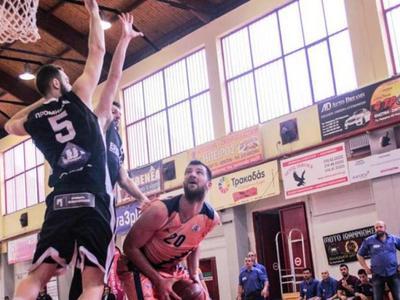 Α2 μπάσκετ: Ήττα για τον Προμηθέα στο Κερατσίνι-Άνοδος στην Α1 για τον Φάρο