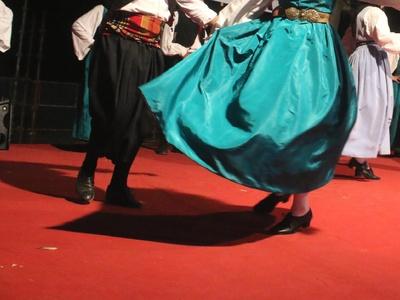 Φουλ του κορωνοϊού χορευτικός Σύλλογος σ...
