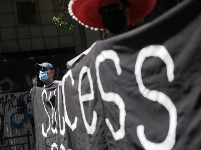 Νομοσχέδιο για διαδηλώσεις: Ψηφίζεται εν...