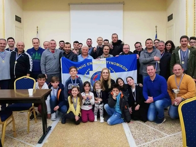 Η Ακαδημία των Σπορ διοργάνωσε το 6ο τουρνουά σκάκι IPA - ΦΩΤΟ