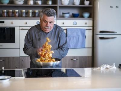 Ο Chef Λευτέρης Λαζάρου