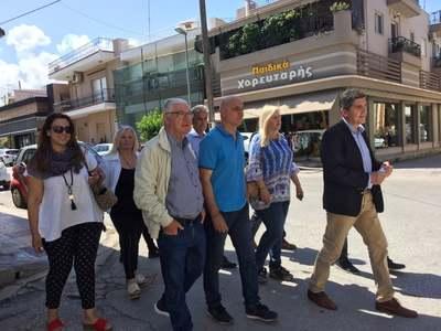 Γρ. Αλεξόπουλος: Καλώ στον αγώνα της Κυριακής όλους τους Πατρινούς που θέλουν μια διαφορετική Πάτρα