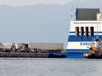 Κέρκυρα: Συνελήφθησαν ο πλοίαρχος και ο υποπλοίαρχος του «Europalink»