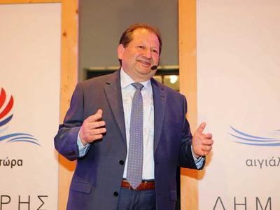 Αιγιάλεια: Ο Δημ. Καλογερόπουλος ευχαριστεί τον κόσμο για την αθρόα προσέλευση του