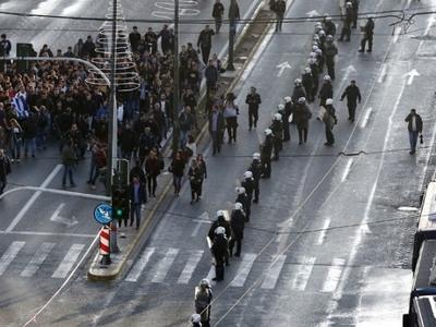 Πέντε χιλιάδες αστυνομικοί, drones και ελικόπτερο για το Πολυτεχνείο