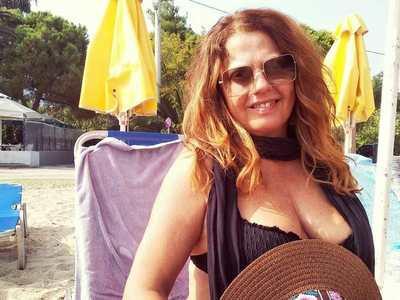 Η Ελένη Τσαλιγοπούλου με μαγιό! Μετά από επέμβαση